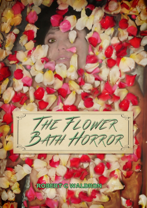 Flower Bath Horror cover