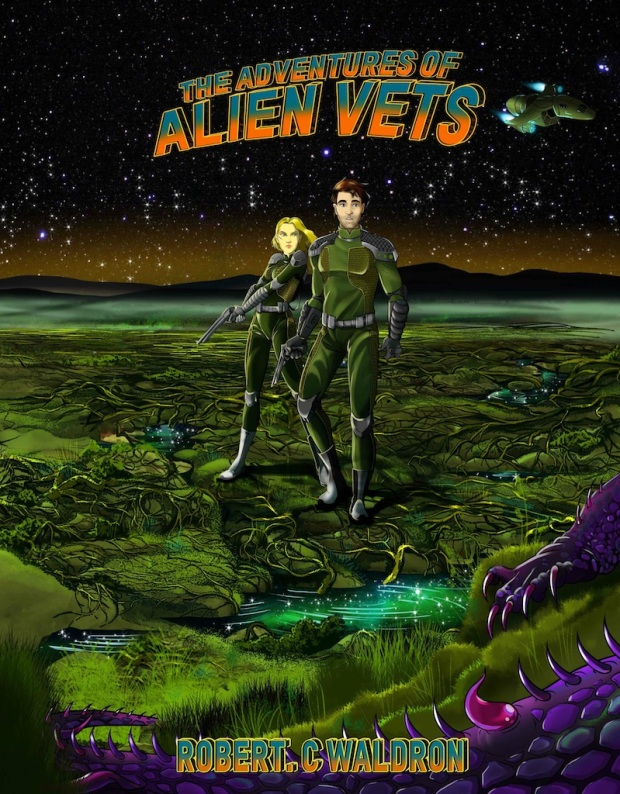 Alien Vets Book COVER smaller file size copy